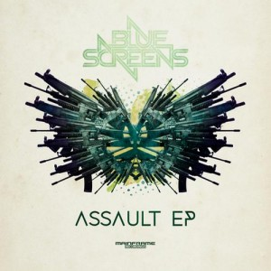 Bluescreens – Assault EP