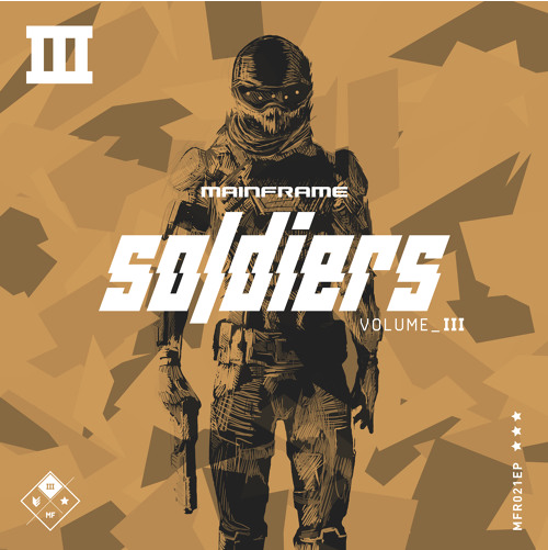 OUT ON 29.06! Mainframe Soldiers 3
