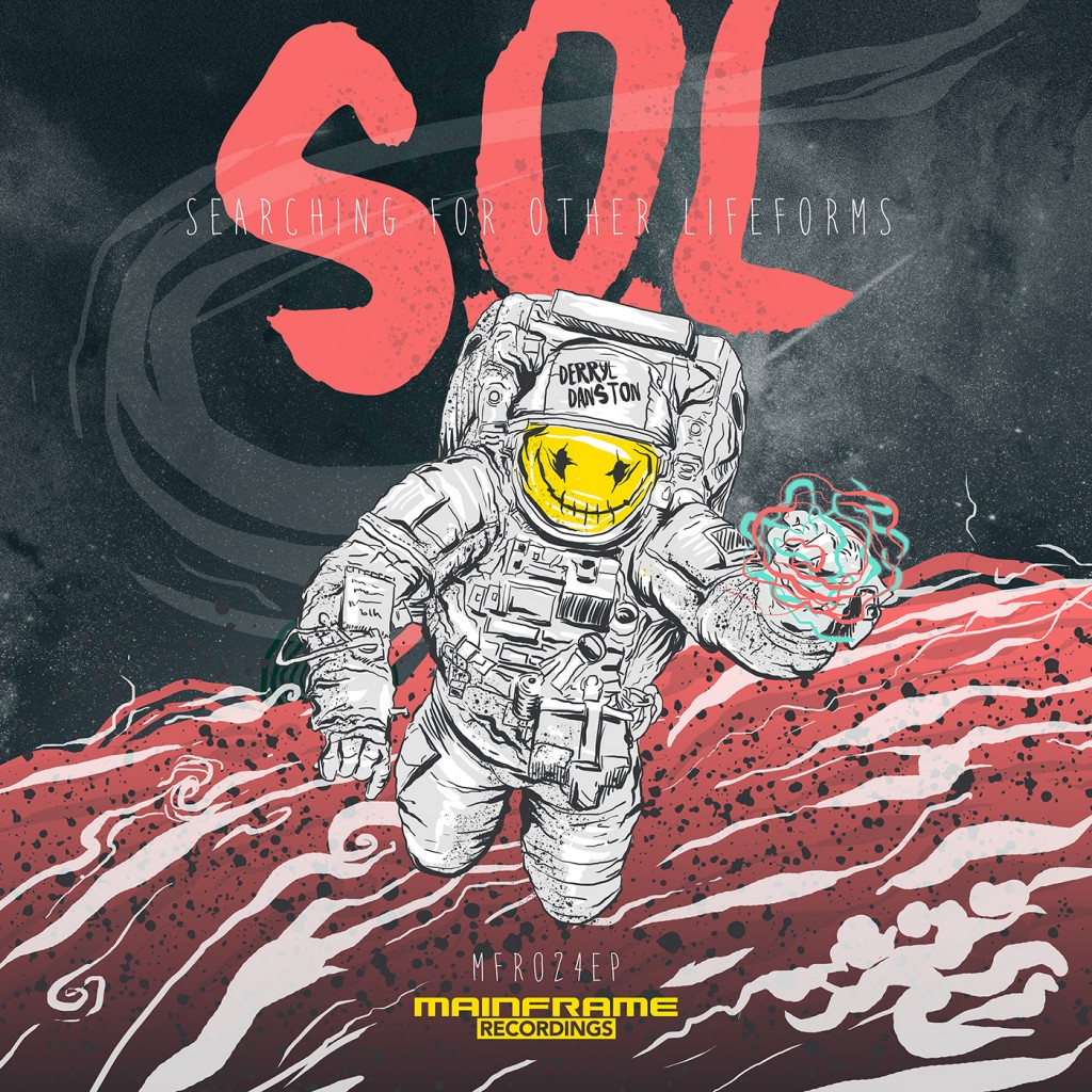 Derryl Danston – S.O.L EP – Out Now!
