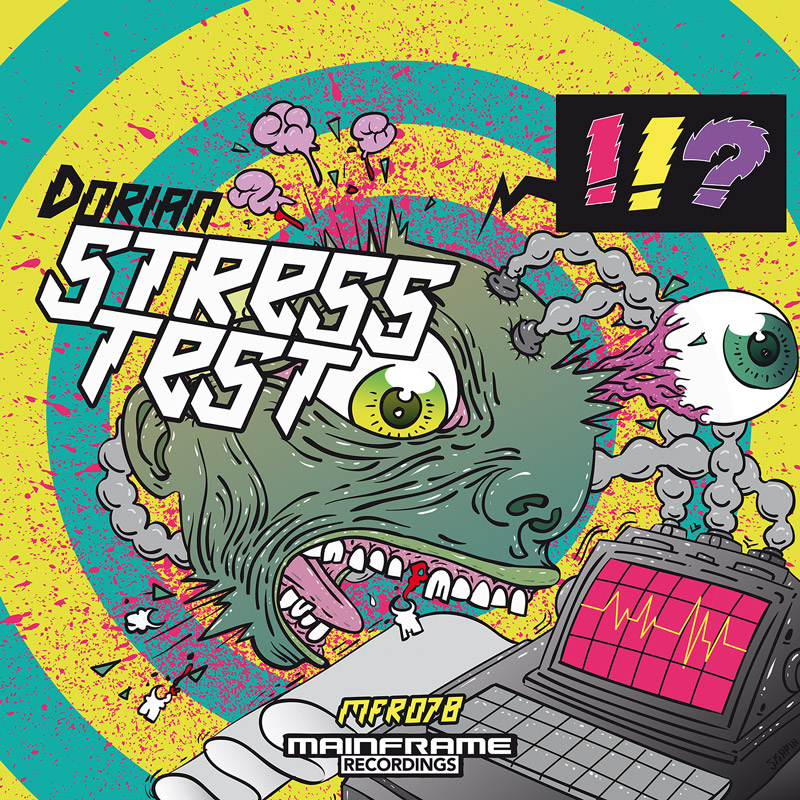 [MFR078] Dorian – Stresstest/Fluid Sound (OUT NOW!)