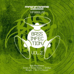 Bass Infection Vol. 2 (OUT NOW)